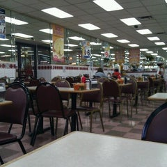 Photo taken at Aguascalientes Restaurant by Kristy T. on 2/16/2012