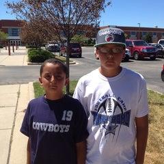 Photo taken at Burlington High School by Ricardo C. on 6/25/2012