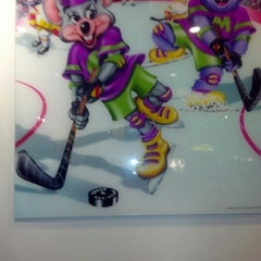 """Photo taken at Chuck E. Cheese's by Eric """"Dj-Eunique"""" H. on 7/28/2012"""
