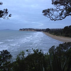 Photo taken at Long Bay Regional Park by at T. on 7/20/2012