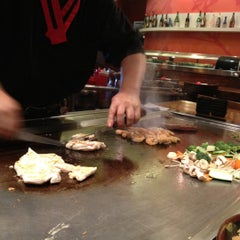 Photo taken at Mr. An's Teppan Steak & Sushi by Mario V. on 6/17/2012