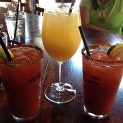 Photo taken at Metropolitan Coffeehouse & Wine Bar by Jennifer L. on 6/24/2012