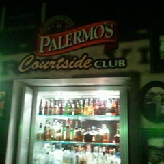 Photo taken at Palermo's Courtside Club by Babs on 3/15/2012