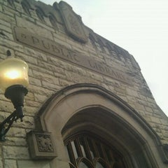 Photo taken at Highland Park Public Library by Rob K. on 5/7/2012
