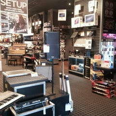 Photo taken at Guitar Center by George H. on 2/9/2012