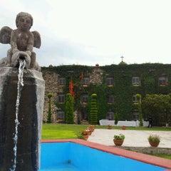 Foto tomada en Hotel Real de Minas por Eduardo B. el 9/7/2012