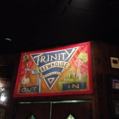 Photo taken at Trinity Brewhouse by Dan R. on 6/22/2012