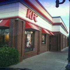 Photo taken at KFC by Christina M. on 5/8/2012