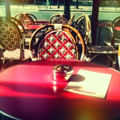 Photo taken at Loulou' Friendly Diner by Eugene R. on 8/3/2012