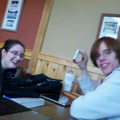 Photo taken at Caribou Coffee by Roo-ness .. on 2/16/2012