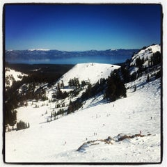 Photo taken at Alpine Meadows Ski Resort by Burt H. on 3/3/2012
