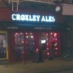 Photo taken at Croxley's Ale House by kevin on 2/15/2012