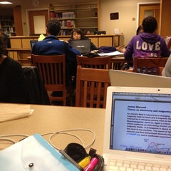 Photo taken at Accounting Library (ACC) by Ashley D. on 5/3/2012