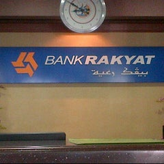 Photo taken at Bank Rakyat by Rofiel Y. on 4/20/2012