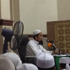 Photo taken at Masjid Al-Ridhuan by Farhan F. on 8/12/2012
