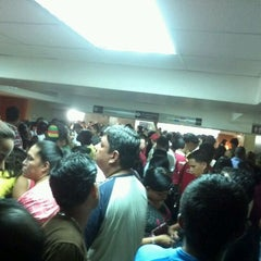 Photo taken at Registro Civil by Christian E. on 3/12/2012