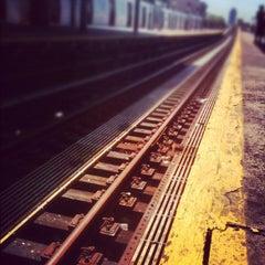 Photo taken at MTA Subway - Astoria Blvd/Hoyt Ave (N/Q) by Aron H. on 5/17/2012