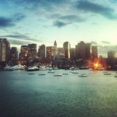 Photo taken at Odyssey Cruises by Christine E. on 6/27/2012