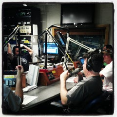 Photo taken at 98 Rock (WIYY-FM) by Bmorefrench on 7/10/2012