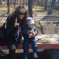 Photo taken at Детский Парк В Ценре by Танюша С. on 5/24/2012