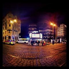 Photo taken at OD Kotva by Jan Š. on 8/12/2012