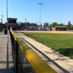 Photo taken at Thillens Stadium by Jason F. on 6/10/2012