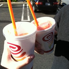 Photo taken at Jamba Juice by Margaux S. on 4/1/2012
