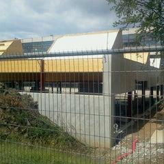 Photo taken at Magdalenapark by Thomas D. on 6/25/2012