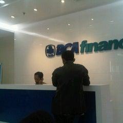 Photo taken at BCA Finance by Ardantya S. on 2/24/2012