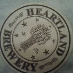 Photo taken at Heartland Brewery by Debbie H. on 4/17/2012