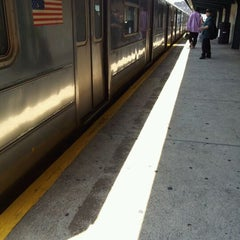 Photo taken at MTA Subway - Saratoga Ave (3) by Lana R. on 5/26/2012