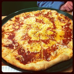 Photo taken at Manco & Manco Pizza by Ken S. on 4/8/2012