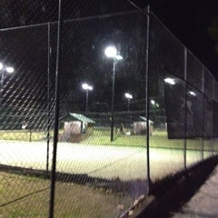 Photo taken at Cooper Park Tennis Club by Darren J. on 3/20/2012
