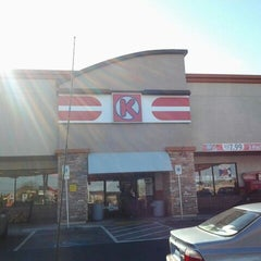 Photo taken at Circle K by Stephanie M. on 2/5/2012
