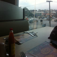 Photo taken at Pizza Hutt by Fatima R. on 2/3/2012