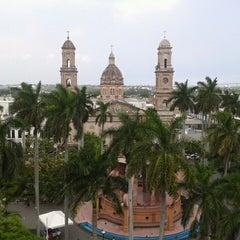 Photo taken at Plaza De Armas by Tanya M. on 9/7/2012
