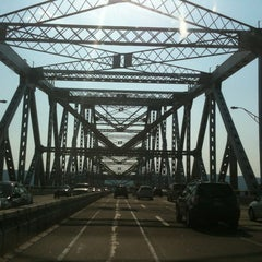 Photo taken at Tappan Zee Bridge by Tony W. on 6/20/2012