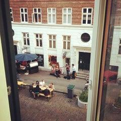 Photo taken at Jægersborggade by Monika G. on 8/29/2012
