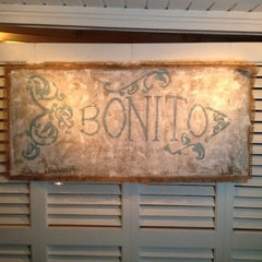 Photo taken at Bonito by Brian W. on 7/6/2012