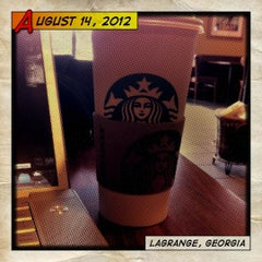 Photo taken at Starbucks by Jeff E. on 8/14/2012