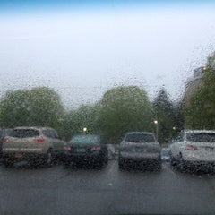 Photo taken at North Shore Hospital Parking by Sandy Q. on 4/23/2012