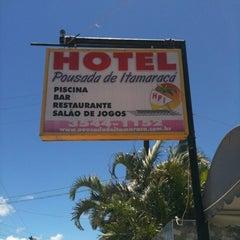 Photo taken at Hotel Pousada de Itamaracá by Alexsander F. on 3/3/2012