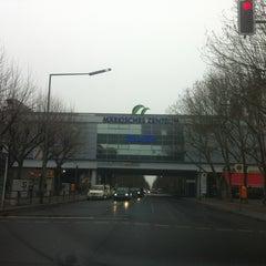 Photo taken at Märkisches Zentrum by Stephie L. on 3/10/2012