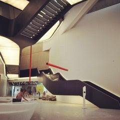 Photo taken at MAXXI Museo Nazionale delle Arti del XXI Secolo by David M. on 8/3/2012