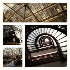 Photo taken at The Rookery Building by Pamela Y. on 7/5/2012