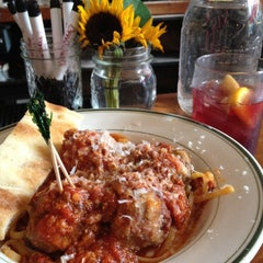 Photo taken at The Meatball Shop by Audrey T. on 6/17/2012
