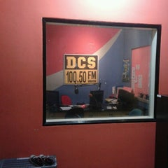 Photo taken at Radio DCS FM by Ray R. on 7/17/2012