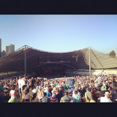 Photo taken at Sidney Myer Music Bowl by Patrick W. on 2/18/2012