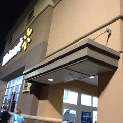 Photo taken at Walmart by Diana J. on 7/28/2012