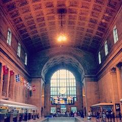 Photo taken at Union Station by Leonardo F. on 6/17/2012